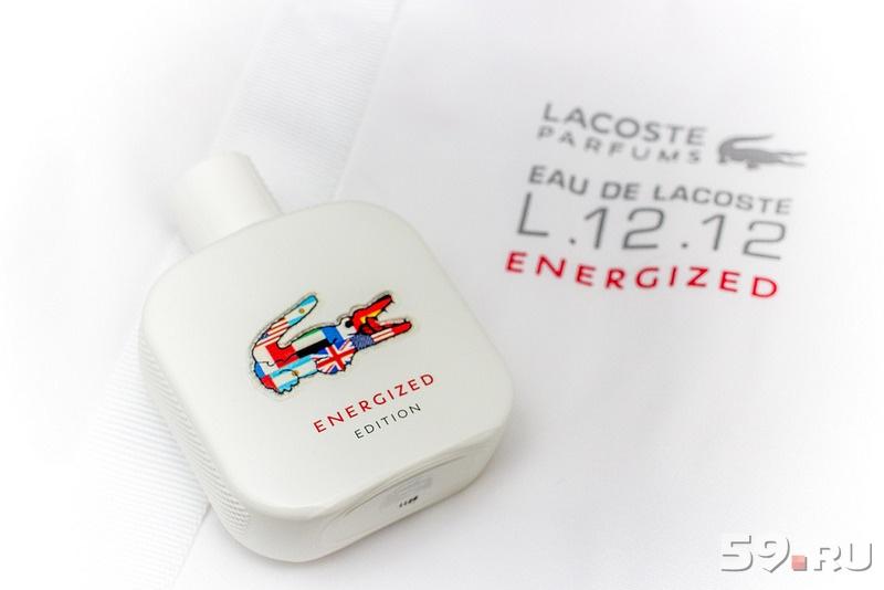 Lacoste Eau De Lacoste L.12.12 Energized Цена - 2690.00 руб. dbc477e6e0c7d