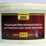 АКВЕСТ-01С - воднодисперсионная акриловая краска для огнезащиты, Пермь