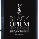 Yves saint laurent black opium nuit blanche, Пермь