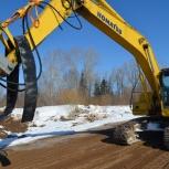 Землесос pilemaster pd3000 превращает в земснаряд любой экскаватор, Пермь