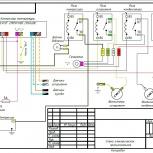 Выполнение электрических схем и чертежей в Visio, Пермь