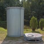 Резервуар разборный, вертикальный РРВ-2,15, Пермь