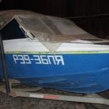 Крым-3 с мотором Yamaha 40, Пермь