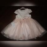 Нарядное платье для девочки, новое, Пермь