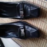 продаю туфли качественные итальянские 39 размер кожаные с  отделкой, Пермь
