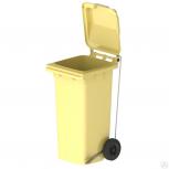 Контейнер для мусора 120 л., Пермь