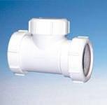 Обратный клапан для внутренней канализации диаметром 50 мм, Пермь