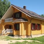 Дома, бани, беседки под ключ, Пермь