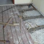 Демонтаж стен, пола., Пермь