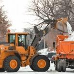 Уборка снега. Вывоз снега, Пермь