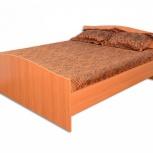 Кровать с основанием дсп, Пермь