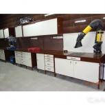 Комплект металлической мебели в гараж/мастерскую, Пермь