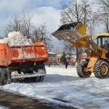 Вывоз снега в Перми, Пермь