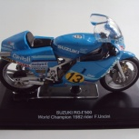 Мотоцикл SUZUKI RG 500 World Champion 1982  , Пермь
