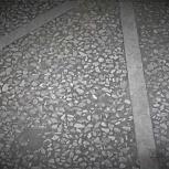 Мозаичные полы .бетонные полы, наливные полимерные полы., Пермь