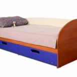 Кровать с ящиками тачки, Пермь