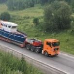 Перевозка негабаритных грузов, Пермь