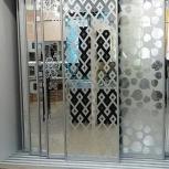 Зеркало узорчатое brinolli для шкаф купе, Пермь