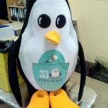 Кукла ростовая Пингвин, Пермь