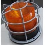 Мигалки оранжевые, маяки светодиодные с питанием 220В, Пермь