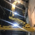 Молот разрушитель Pilemaster для дробления металлургических шлаков, Пермь