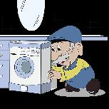Ремонт стиральных машин у вас дома, Пермь