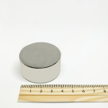 Неодимовый магнит 40х20 мм, Пермь