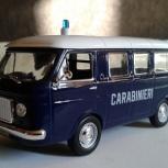 Полицейские машины мира №2 FIAT 238 CARABINIERI 1967,полиция италии, Пермь