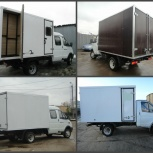 Производство и установка фургонов на Газель, Пермь