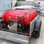 Газгольдер мобильный на 600 л для дома, сада, производства, Пермь