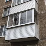 Остекление балконов, лоджий., Пермь