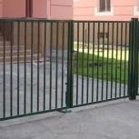 Ворота, калитки, секции для заборов, Пермь