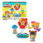 Сумасшедшие прически набор для лепки Play-Dohот Hasbro, Пермь