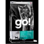 GO Беззерновой корм для собак всех пород - 4 вида мяса:  2,72 кг, Пермь