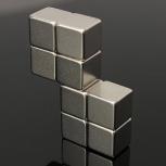 Неодимовый магнит - прямоугольник 10х10х10 мм, Пермь