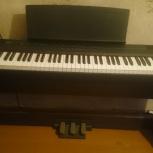 Цифровое пианино Yamaha P105, Пермь