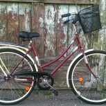 Велосипед городской Аист Amsterdam МВЗ, Пермь
