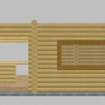 проектирование изделий из бревна, Пермь