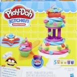 Делаем Торт. Набор Для Лепки Play-Doh, Пермь