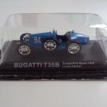 Автомобиль BUGATTI T35B Grand Prix Sport 1928, Пермь