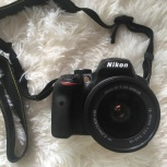 Зеркальный фотоаппарат Nikon D3400 18-55 VR Kit, Пермь