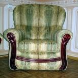 Перетяжка, ремонт и реставрация мягкой мебели, Пермь