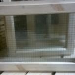 Окно с армированным стеклом, Пермь