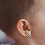 Прокалывание ушей (деткам и взрослым), носа, Пермь