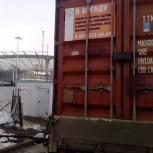 Аренда контейнера 20 футов, Пермь