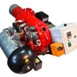 Горелка Al-35v на отработанном масле для котла или парогенератора, Пермь