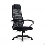 Кресло офисное метта s-bp 8 (черный), пятилучие pl, Пермь
