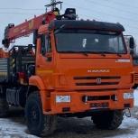 Аренда кран-борта авто вышки вездеход, Пермь