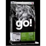GO Беззерн корм для щенков и собак с Индейкой для чувств. пищ 2,72 кг, Пермь