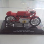 Мотоцикл AGUSTA 3500cc World Champion 1967, Пермь